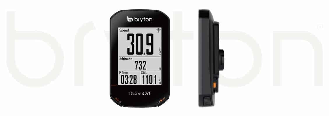 bryton rider 420 - 3